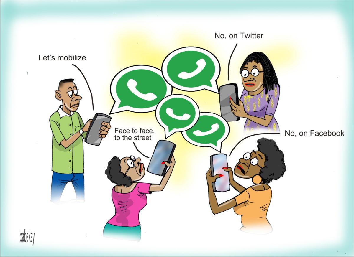 The WhatsApp Generation