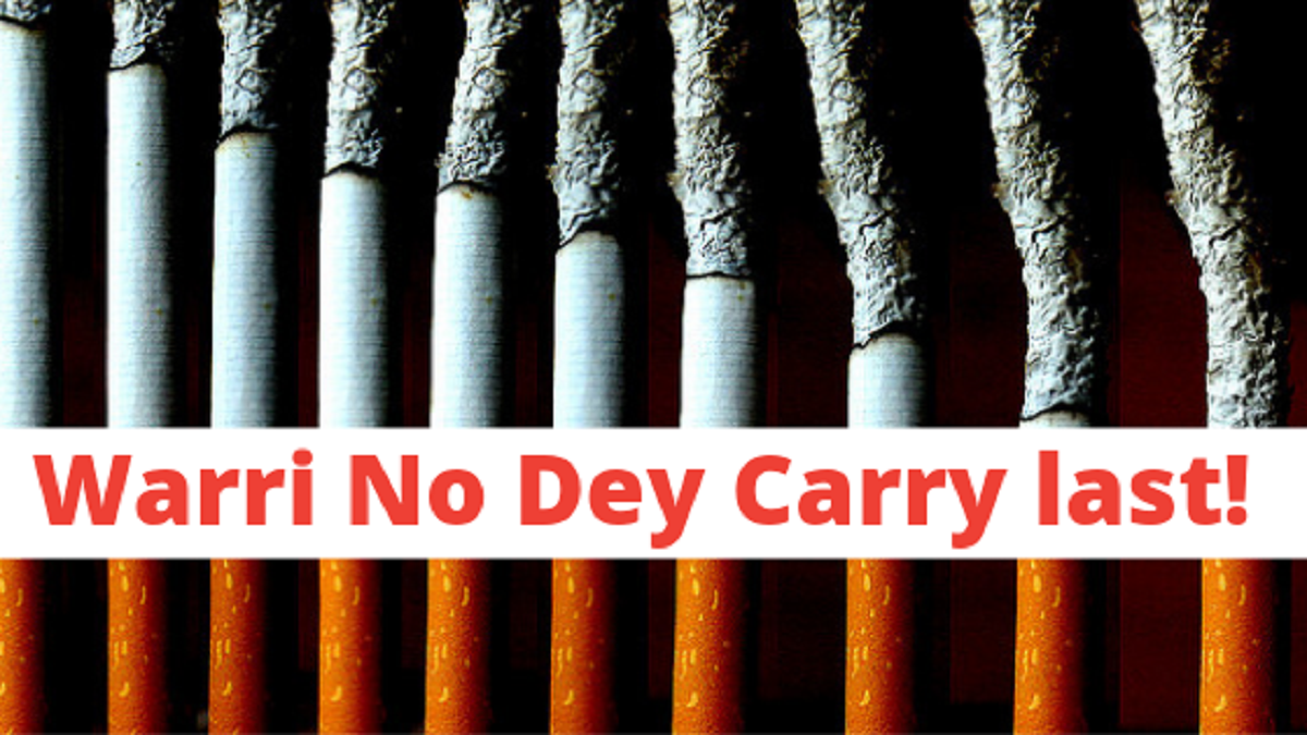 The State With the Highest Cigarette Smokers in Nigeria